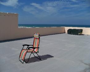 Ponce Inlet Florida Rooftop sundeck