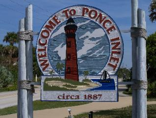 Welcome to Ponce Inlet. The relaxing side of Daytona!