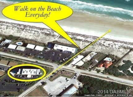 Ponce Inlet beach condo