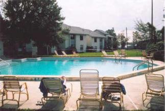 Winter Haven vacation condo rental pool